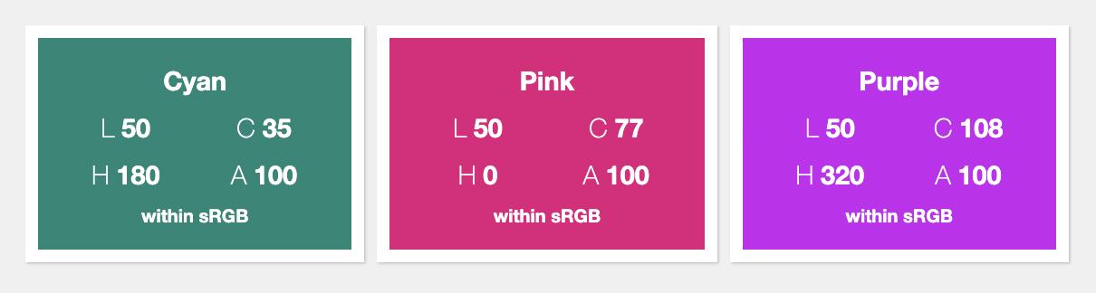 LCH-цвета в CSS - 6