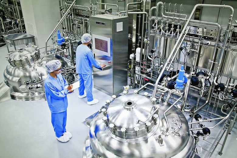 Samsung Biologics будет производить лекарство от COVID-19