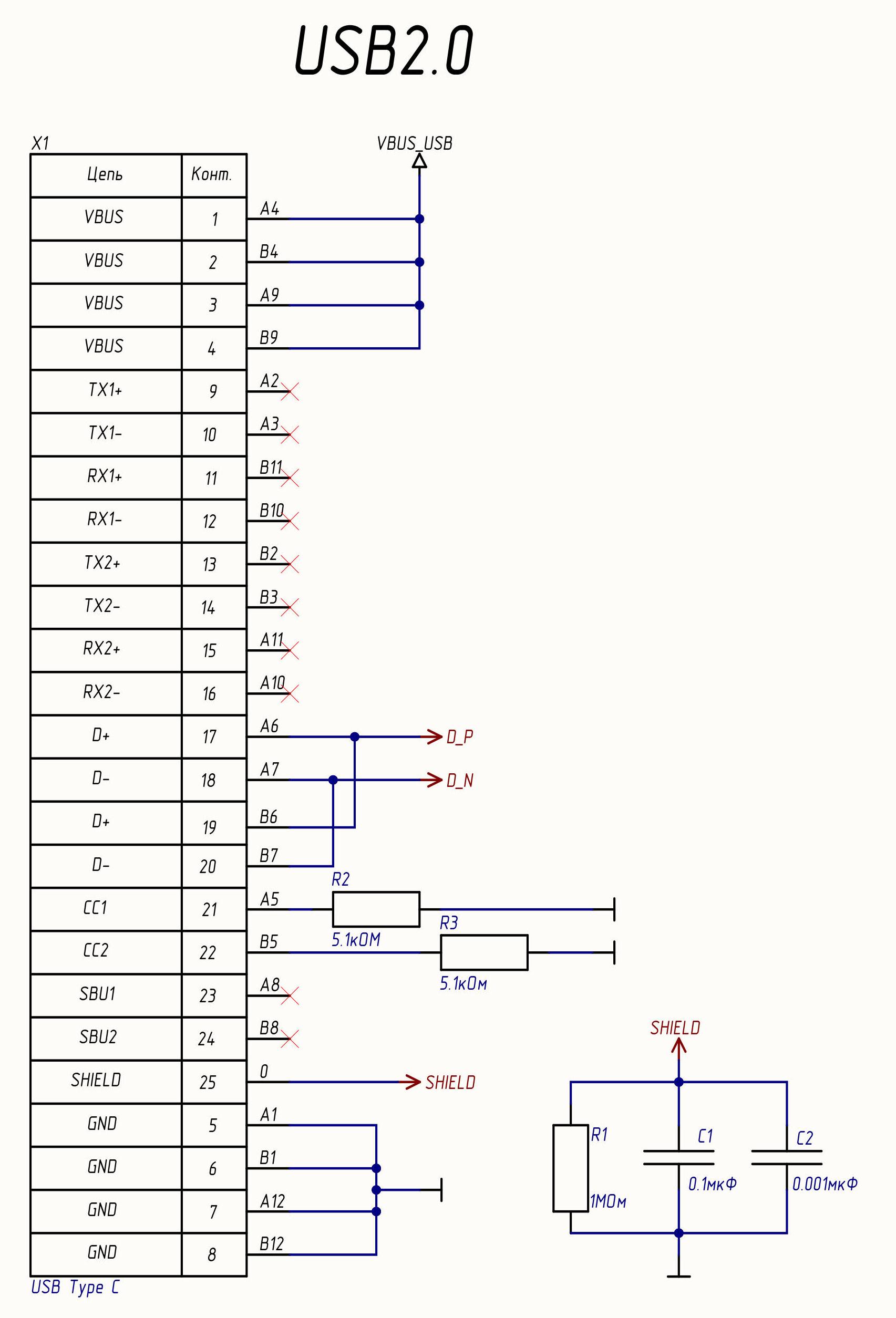 Как начать использовать USB Type-C в своих разработках - 18