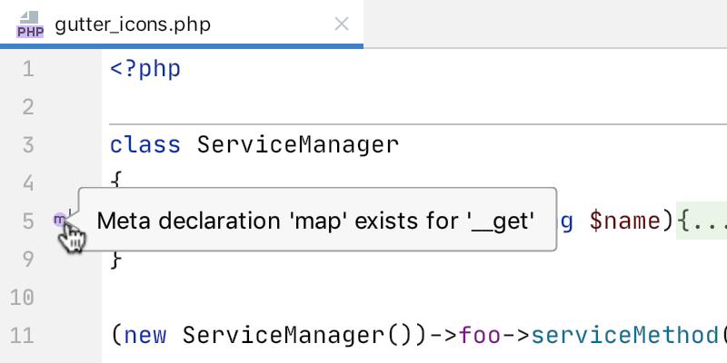 PhpStorm 2020.1: поддержка composer.json, инструменты для PHPUnit, покрытие кода с PCOV и PHPDBG, Grazie и другое - 22
