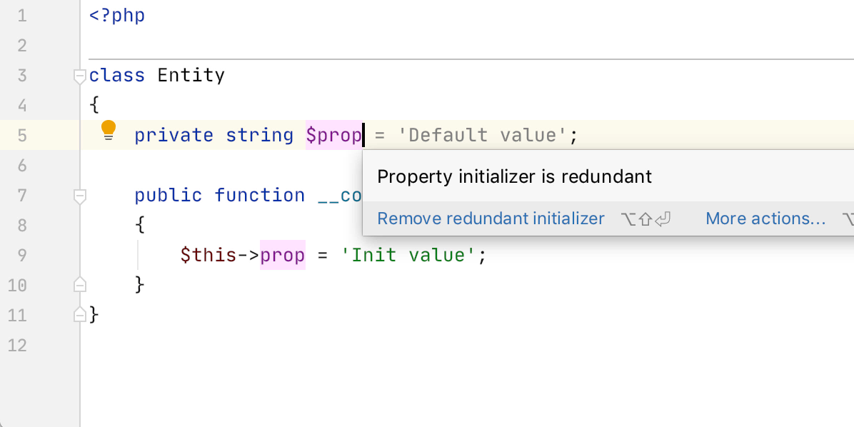 PhpStorm 2020.1: поддержка composer.json, инструменты для PHPUnit, покрытие кода с PCOV и PHPDBG, Grazie и другое - 25
