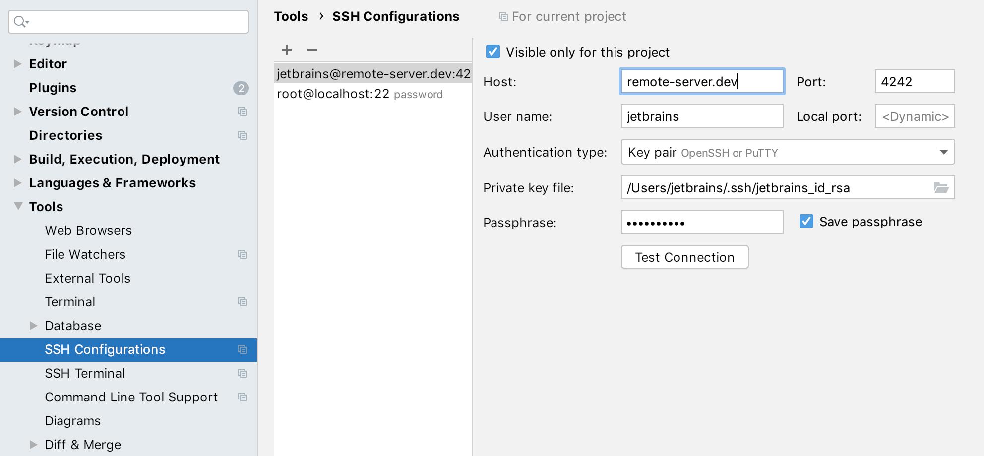 PhpStorm 2020.1: поддержка composer.json, инструменты для PHPUnit, покрытие кода с PCOV и PHPDBG, Grazie и другое - 42