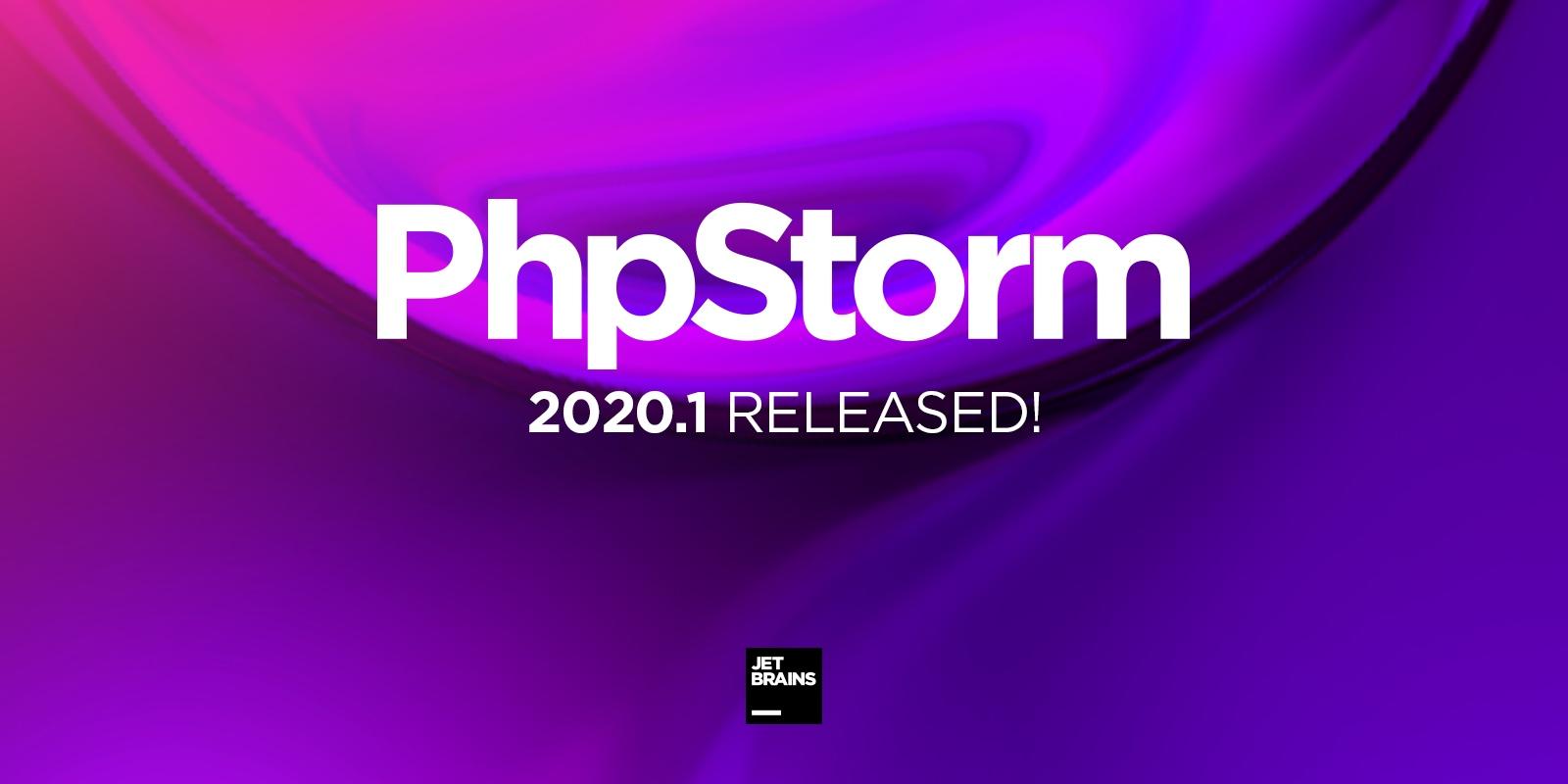 PhpStorm 2020.1: поддержка composer.json, инструменты для PHPUnit, покрытие кода с PCOV и PHPDBG, Grazie и другое - 1