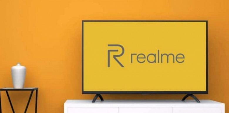 Будет дешевле, чем у Xiaomi? Realme готовит бюджетный 32-дюймовый телевизор