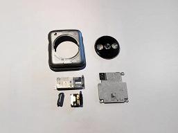 Это прототипы самых первых часов Apple Watch. Они были выпущены за год до выхода устройства на рынок