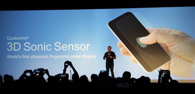 Гибкие дисплеи BOE с подэкранными сканерами Qualcomm 3D Sonic появятся в смартфонах уже во второй половине 2020