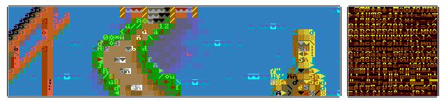 Как же всё-таки получаются 1024 цвета в CGA? И действительно ли их 1024? - 22