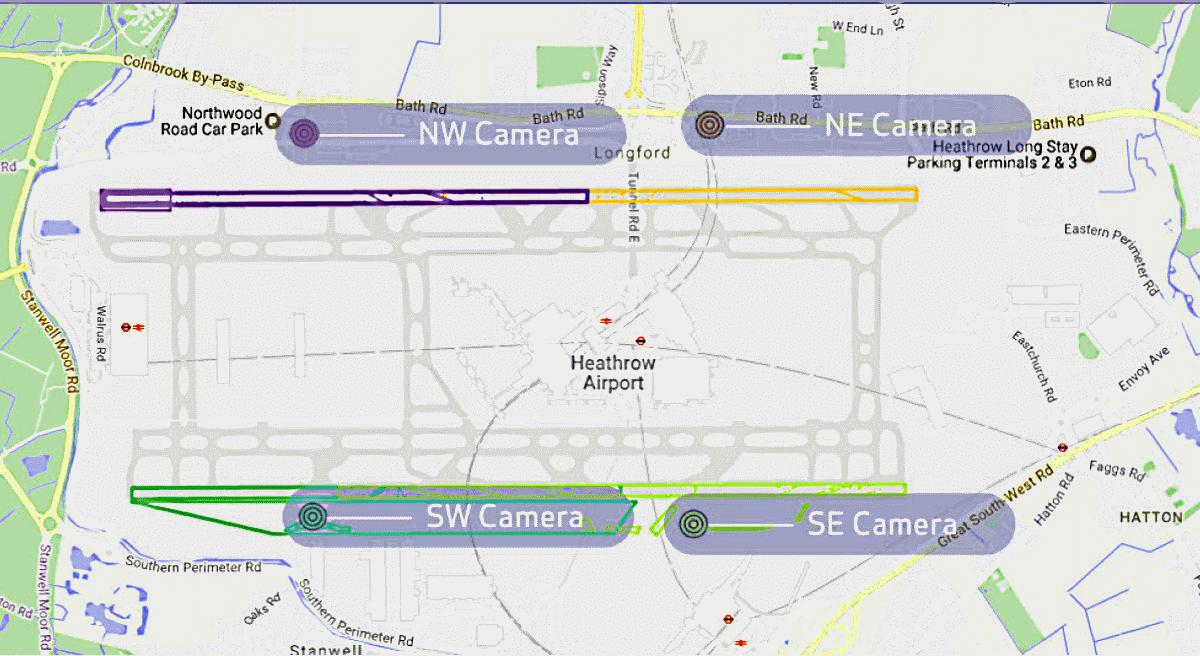 FOD-радары Tarsier в аэропорту Хитроу
