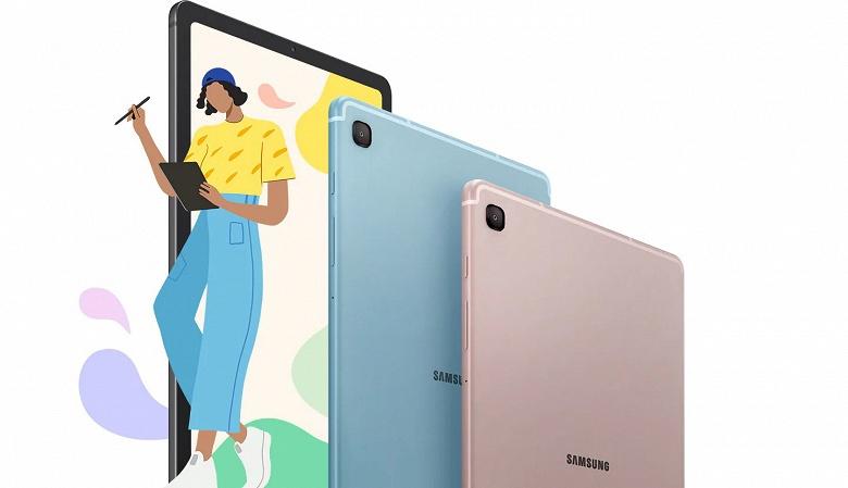 Тонкий, лёгкий и металлический Samsung со стилусом. Представлен планшет Galaxy Tab S6 Lite
