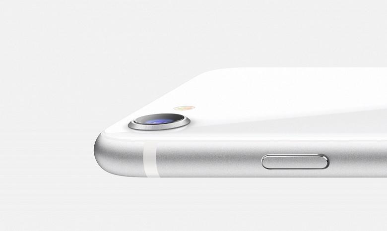 Это есть в iPhone SE, но нет даже в iPhone XS Max. Самый дешёвый iPhone поддерживает Wi-Fi 6 и Gigabit LTE