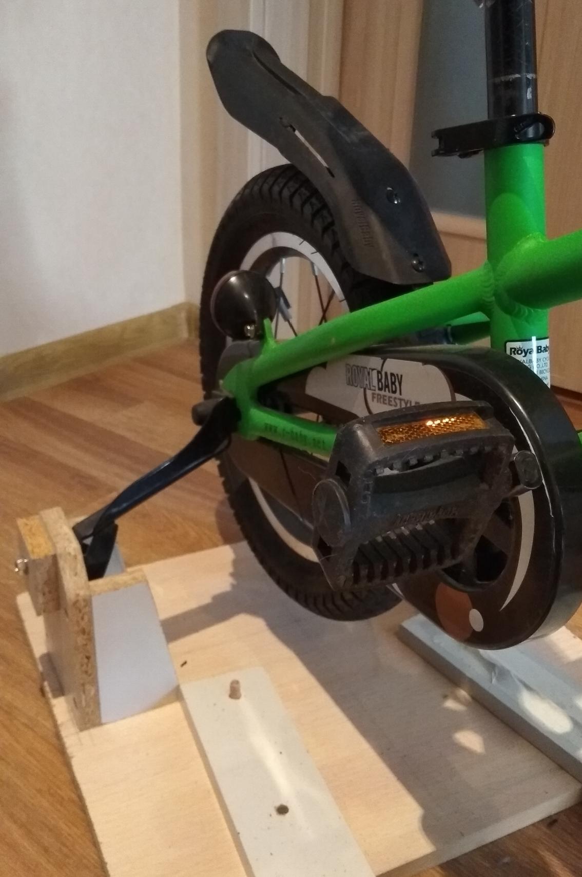 Велотренажер #Самоизоляция или как угомонить ребенка на карантине - 2