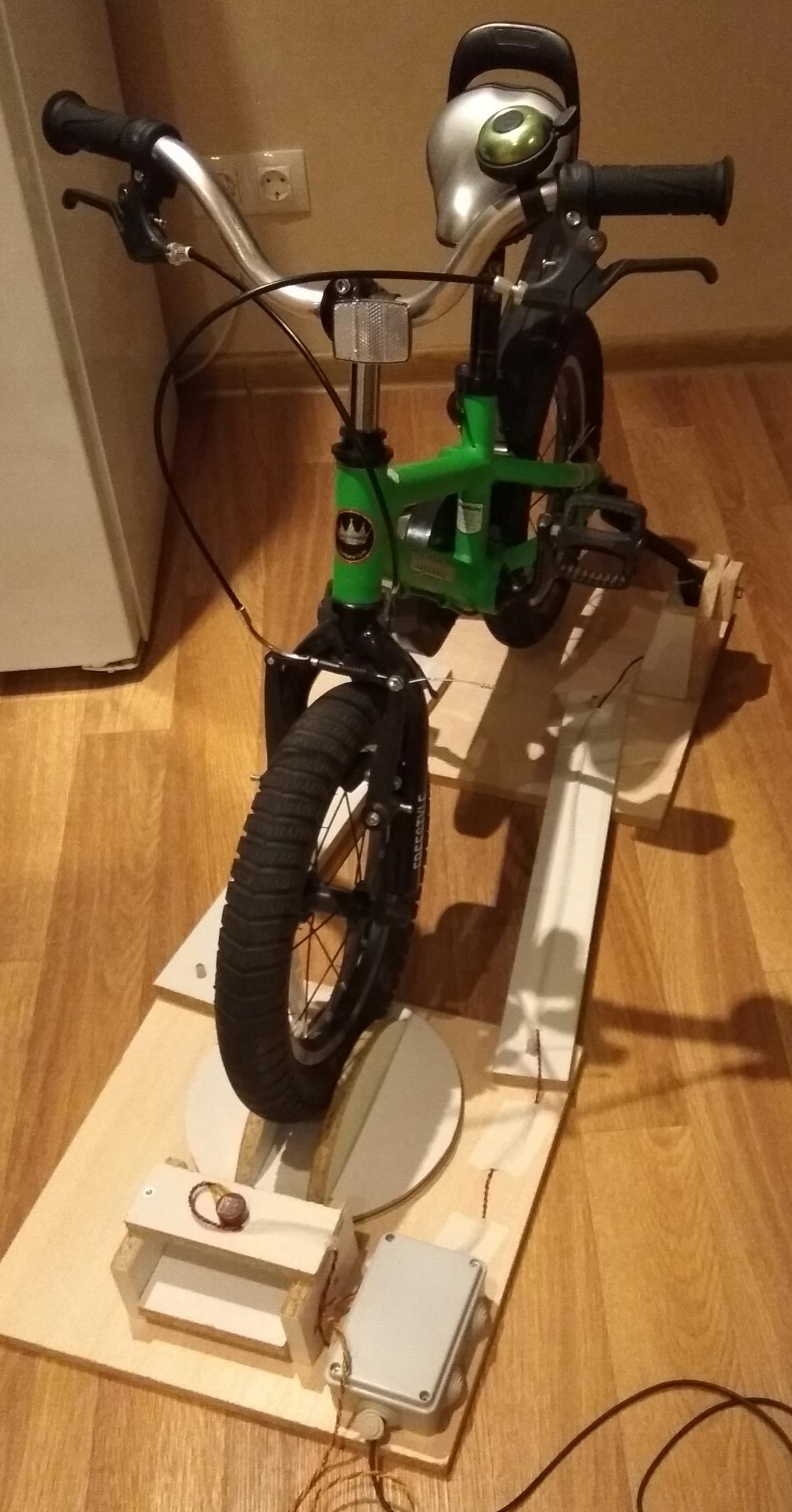 Велотренажер #Самоизоляция или как угомонить ребенка на карантине - 9