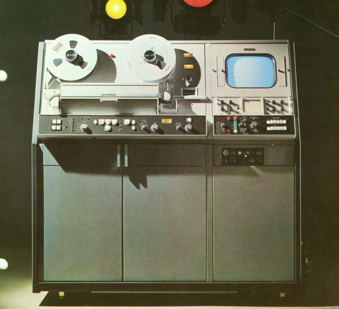 Ampex VR-2000B