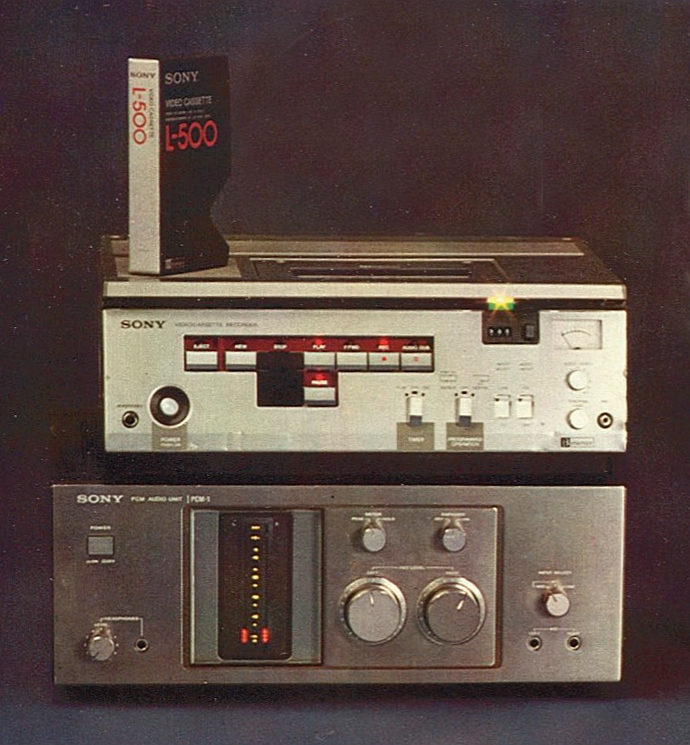 Sony PCM-1