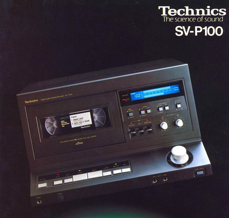 Technics SV-P100