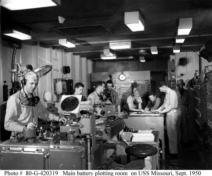 Как отсутствие вычислительных мощностей влияло на морские сражения в мировых войнах - 7