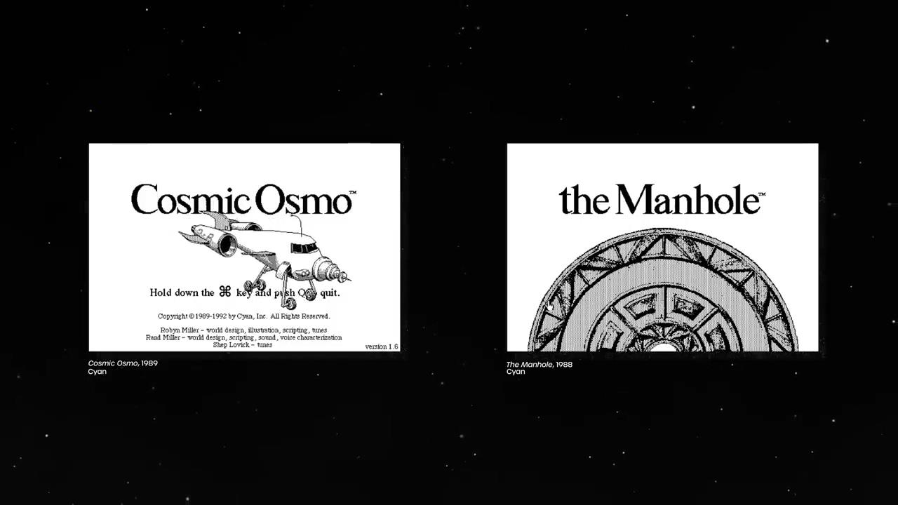 Как разработчикам Myst удалось уместить на одном CD-ROM целую вселенную - 2