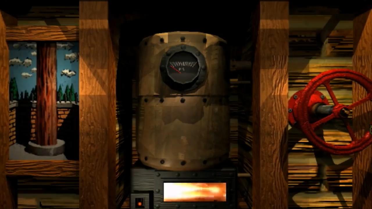 Как разработчикам Myst удалось уместить на одном CD-ROM целую вселенную - 5