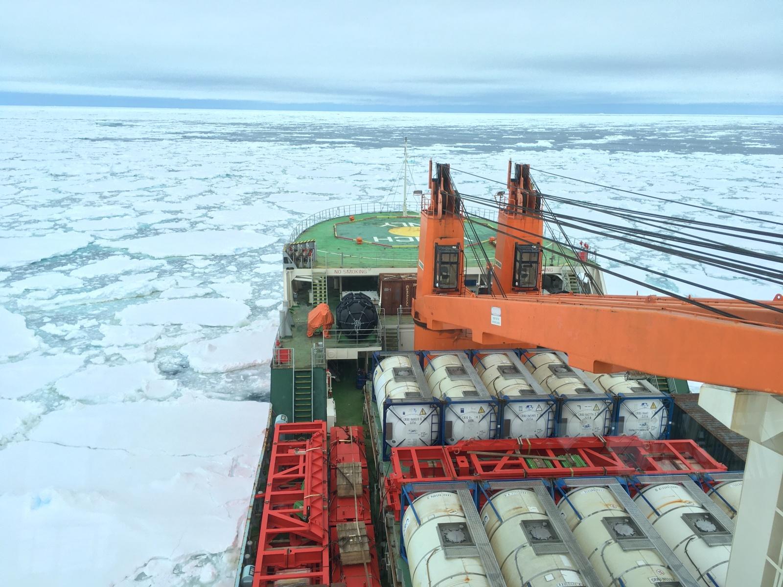 Как у российских полярников появилась сотовая связь в Антарктиде - 4