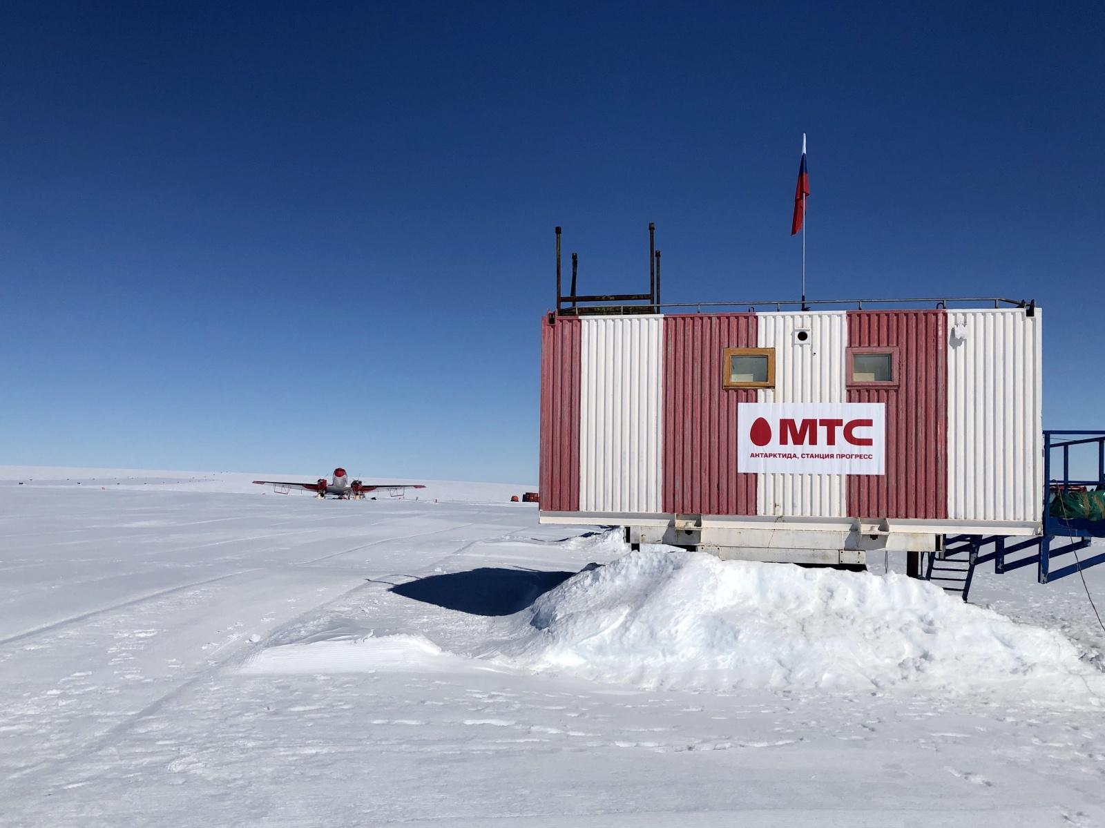 Как у российских полярников появилась сотовая связь в Антарктиде - 9
