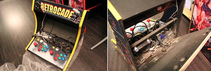 Как я аркадный автомат ремонтировал - 1