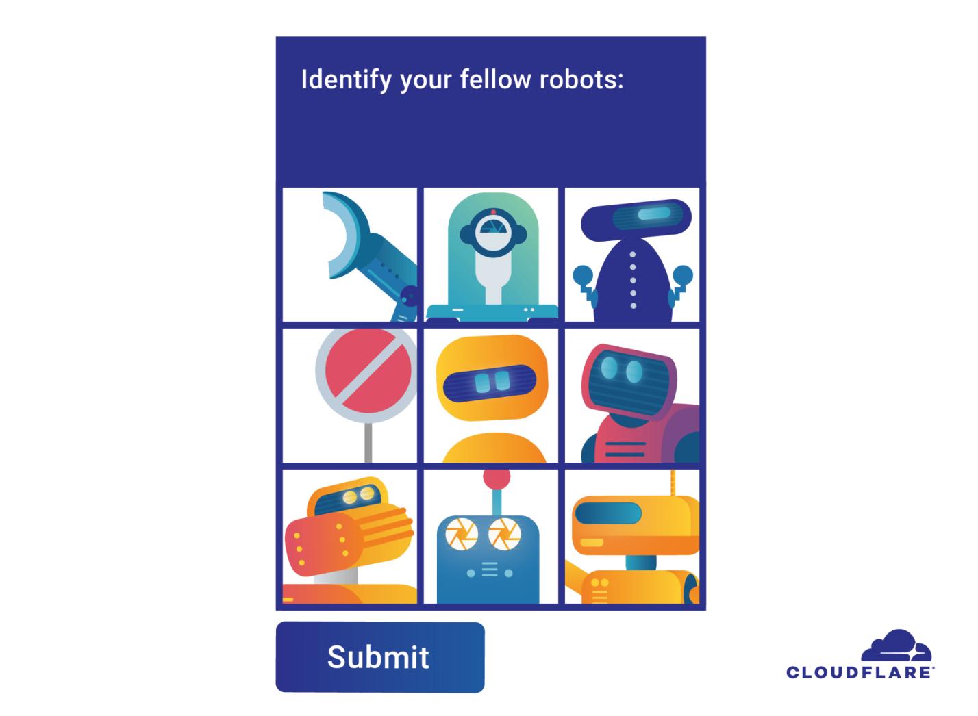 Переход с reCAPTCHA на hCaptcha в Cloudflare - 3