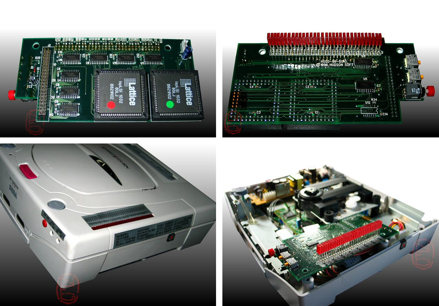 Сердце разработчика: девкиты Sega Saturn - 9