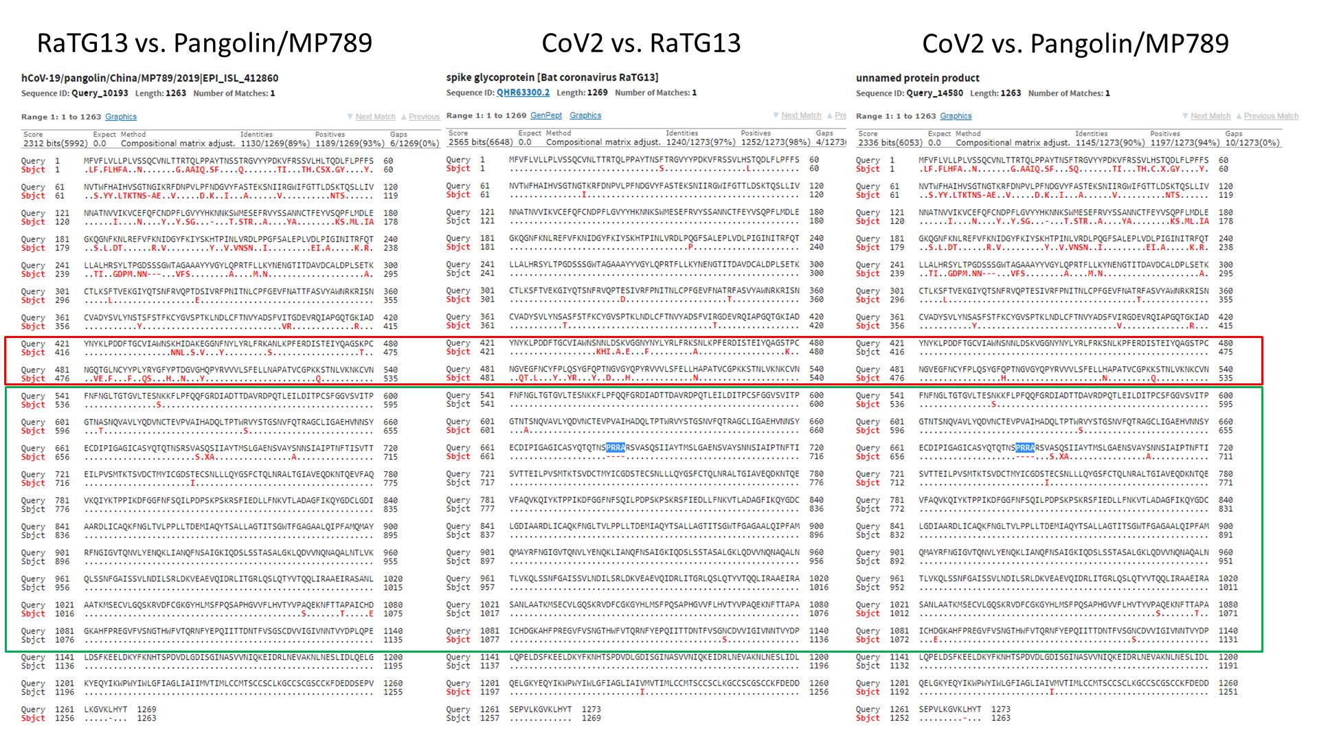 SARS нерукотворный? Генеалогия уханьского коронавируса - 11