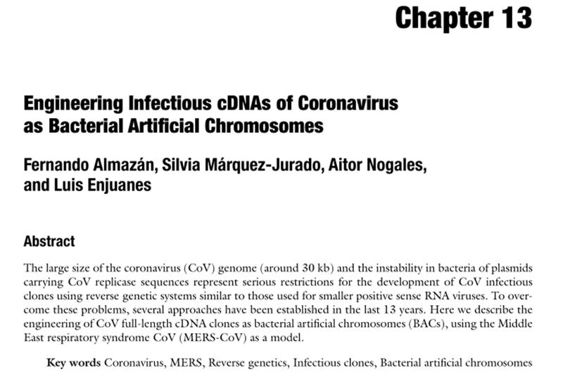 SARS нерукотворный? Генеалогия уханьского коронавируса - 37