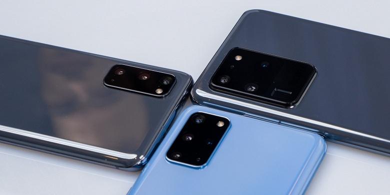 Продажи смартфонов Samsung линейки Galaxy S20 разочаровывают. На родном рынке они составляют 60-80% продаж линейки Galaxy S10