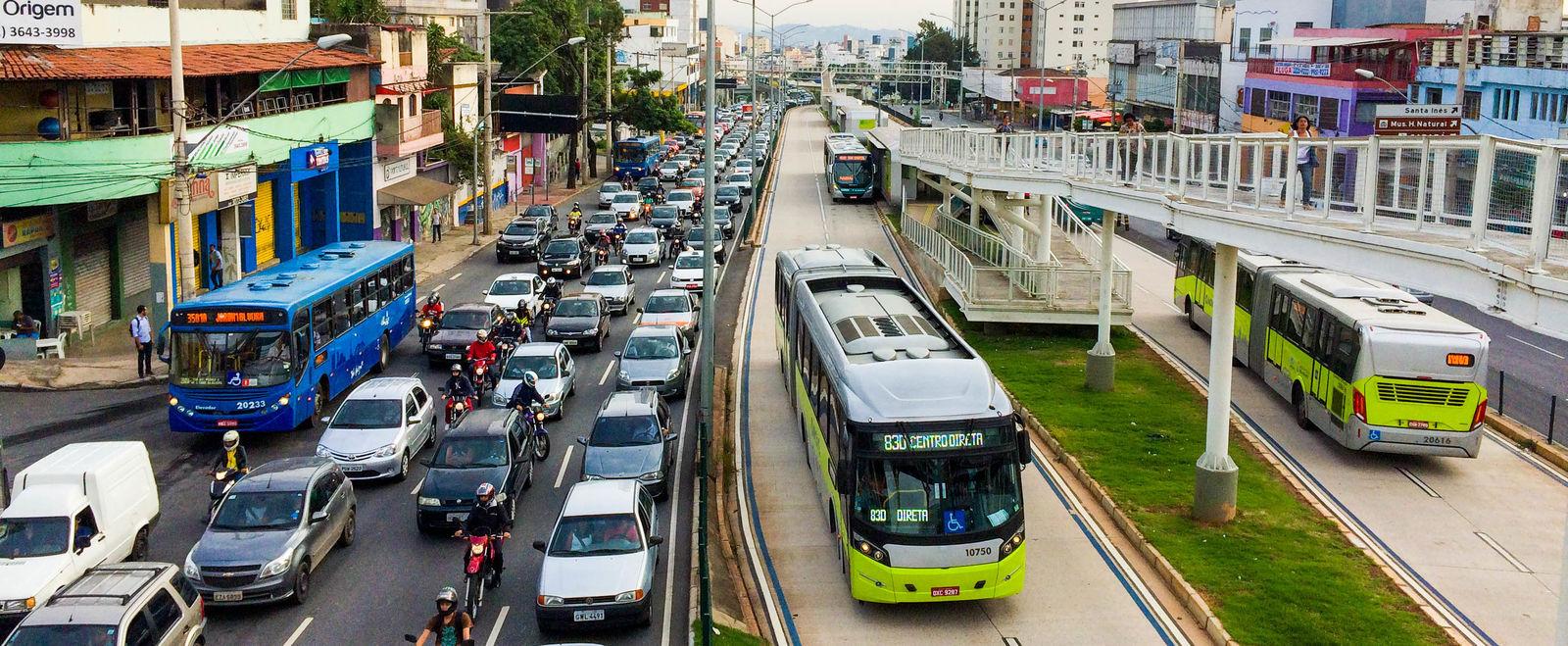 Вашему городу нужен метробус - 1
