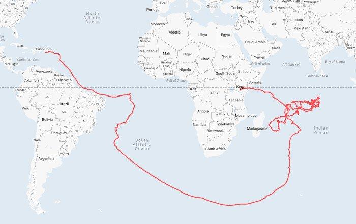 Стратостаты Loon отправляются из Пуэрто-Рико в Кению