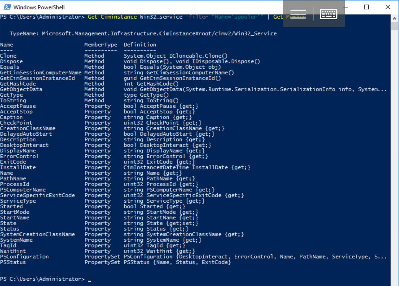 Что такое Windows PowerShell и с чем его едят? Часть 5: Доступ к внешним объектам - 10