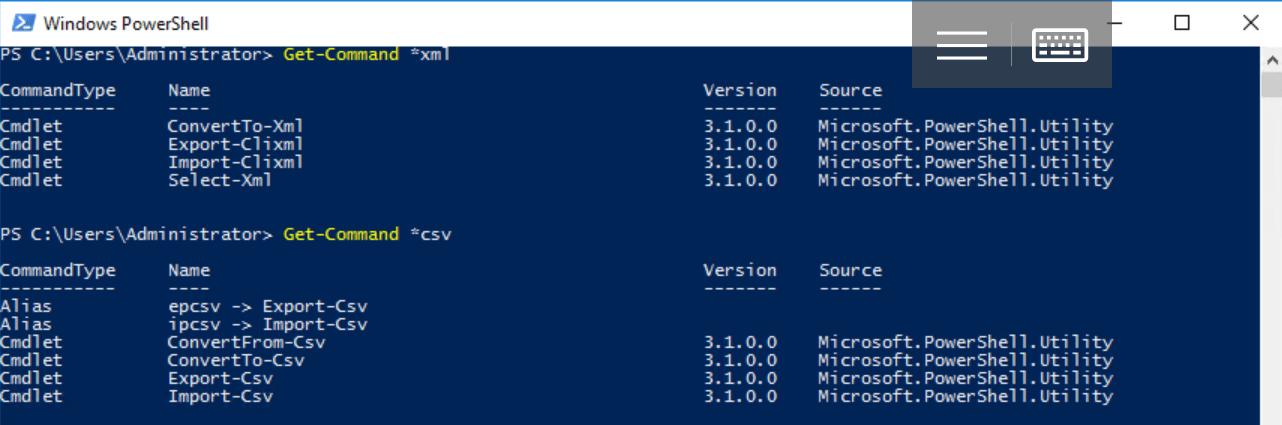Что такое Windows PowerShell и с чем его едят? Часть 5: Доступ к внешним объектам - 5