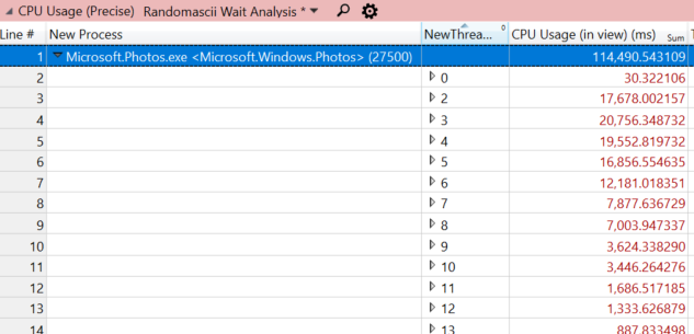 Расследование: что выше, чем приоритеты потоков в Windows? - 11