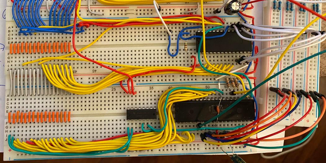 ZX Spectrum из коронавируса и палок (на самом деле, не совсем) - 6