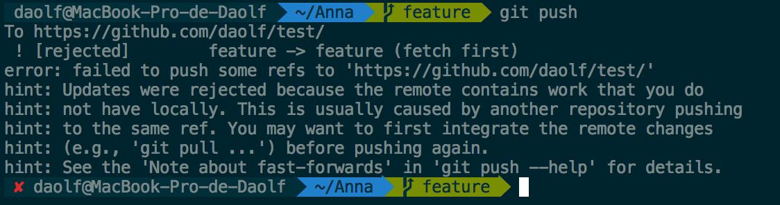 Руководство по Git. Часть №2: золотое правило и другие основы rebase - 7