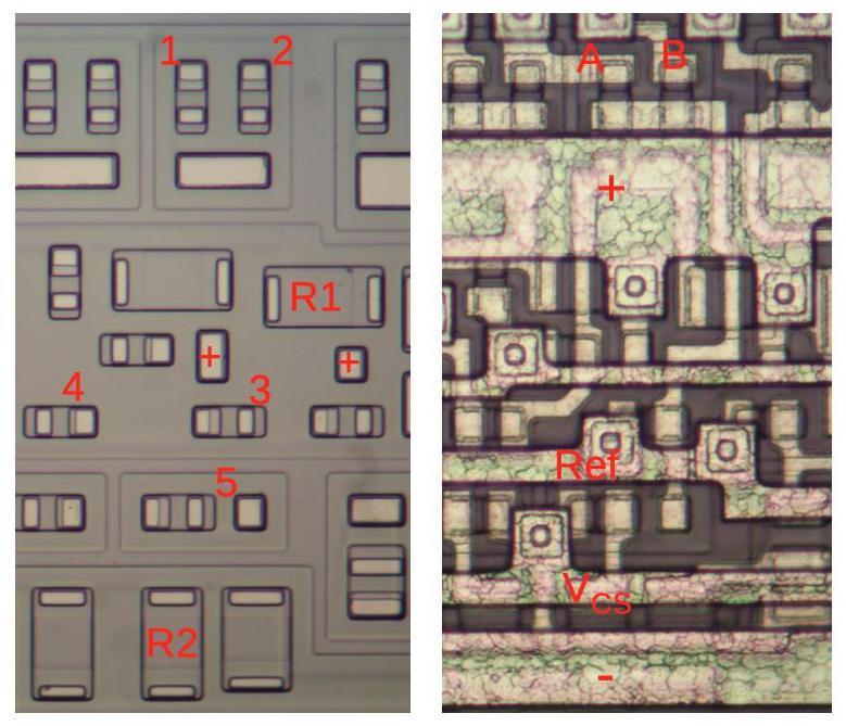 Внутри многокристального секционного микропроцессора Am2901 от AMD 1970-х годов - 10