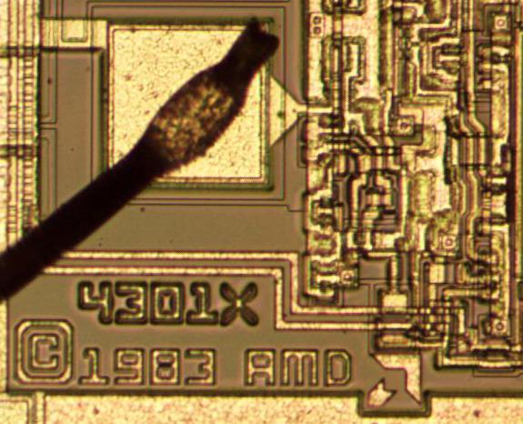 Внутри многокристального секционного микропроцессора Am2901 от AMD 1970-х годов - 5