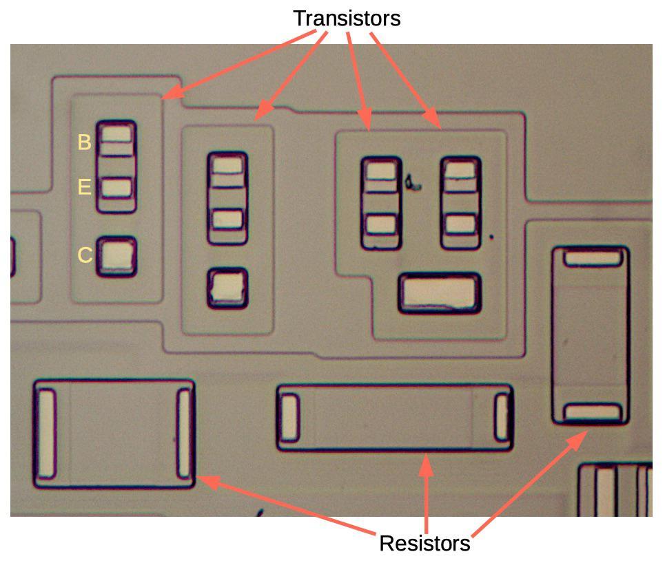 Внутри многокристального секционного микропроцессора Am2901 от AMD 1970-х годов - 6