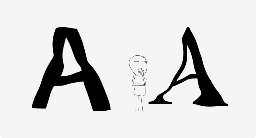 Знаменитые дизайнеры vs научные исследования про читаемость шрифтов - 15