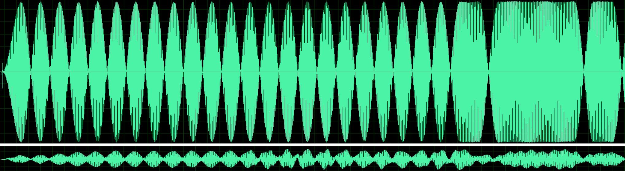 Чем развлечься в самоизоляции, или передаем данные с помощью звуковой карты - 8