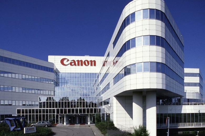 Чистая прибыль Canon за год упала на 30% - 1