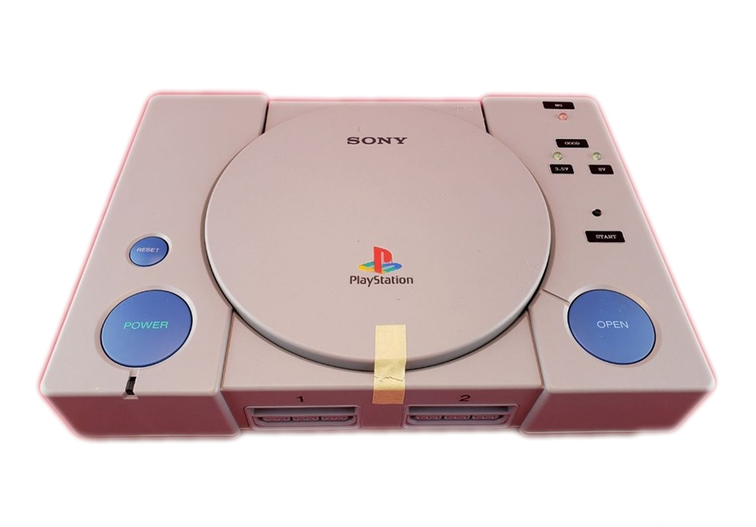 Сердце разработчика: девкиты Sony PlayStation 1 - 11