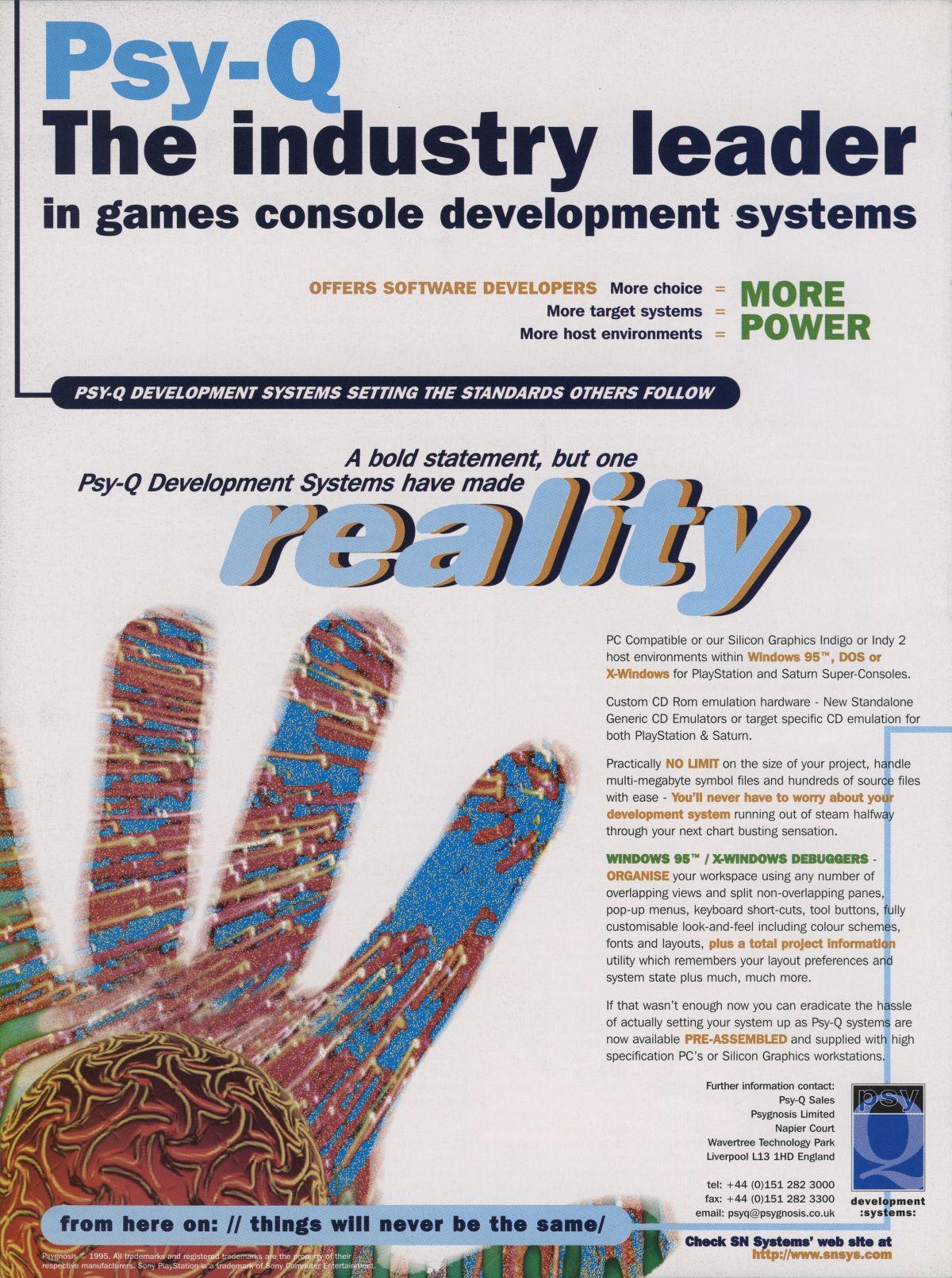 Сердце разработчика: девкиты Sony PlayStation 1 - 3