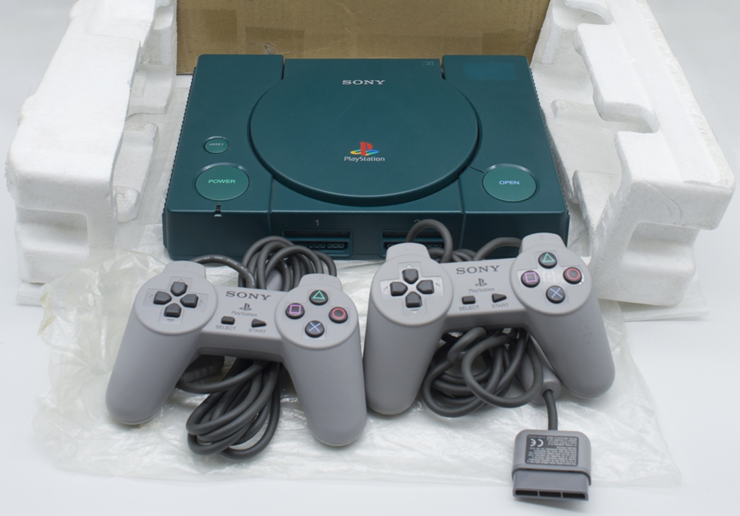 Сердце разработчика: девкиты Sony PlayStation 1 - 8