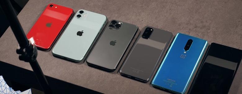 Автономность — чуть ли не единственное, в чём новый iPhone SE действительно лучше iPhone 8