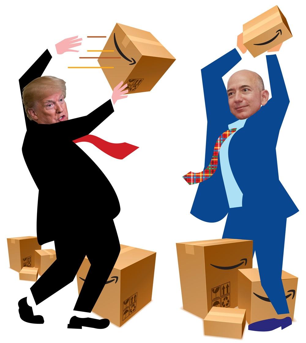 Почту США опять хотят обанкротить из-за Amazon. Как это происходит - 5