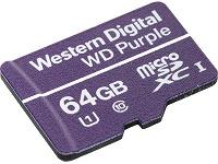 В картах памяти WD Purple QD101 Ultra Endurance microSDXC используется память с ресурсом 500 перезаписей - 1