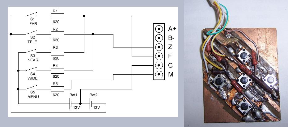Обратная разработка аналоговой видеокамеры - 14